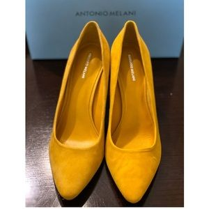 Antonio Melani chunky heels